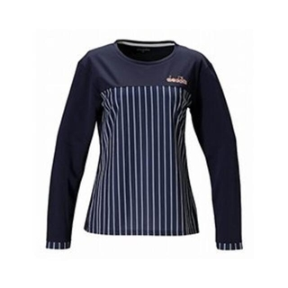 ディアドラ(DIADORA)のロングスリーブ Tシャツ【DIADORA】新品袋入(ウェア)