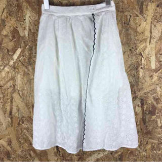 リズリサ(LIZ LISA)のリズリサ コットンスカート F(ひざ丈スカート)