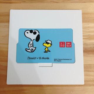 ユニクロ(UNIQLO)のユニクロ ギフトカード 一万円 未使用(ショッピング)