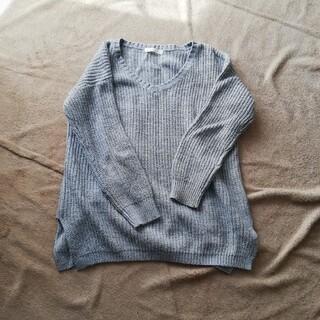 ショコラフィネローブ(chocol raffine robe)のニットトップス(ニット/セーター)
