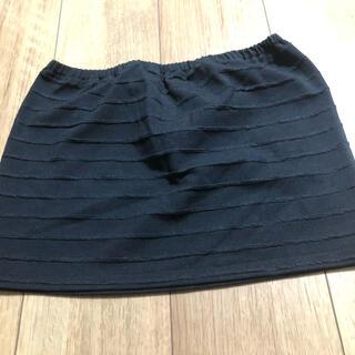 アナップ(ANAP)の新品タグ無し ANAP ミニスカート size.F(ミニスカート)