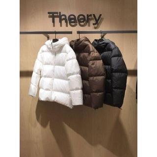 theory - セオリー 19AW リバーシブル ダウン サイズS  定価7万