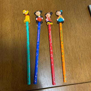 ディズニー鉛筆4本セット(鉛筆)
