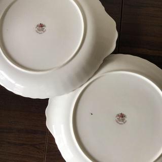 ロイヤルアルバート(ROYAL ALBERT)のROYAL ALBERT ラベンダーローズ 平皿2枚 廃番(食器)