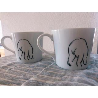 イデー(IDEE)のIDEE マグカップ(グラス/カップ)