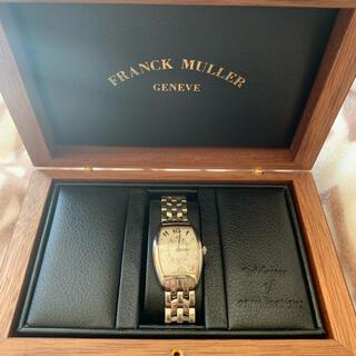 フランクミュラー(FRANCK MULLER)のフランクミュラー 時計 トノーカーベックス(腕時計)