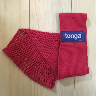 トンガ(tonga)のtonga トンガ Lサイズ 赤(スリング)
