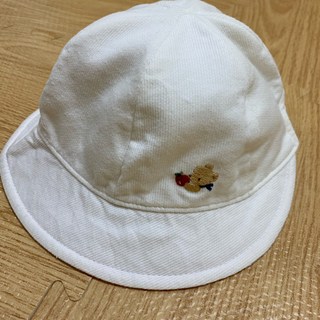 familiar - 値下げしました!ファミリア familiar ロンパース 帽子 セット