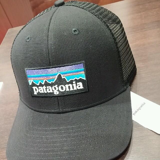 patagonia(パタゴニア)のパタゴニアメッシュキャップ新品 メンズの帽子(キャップ)の
