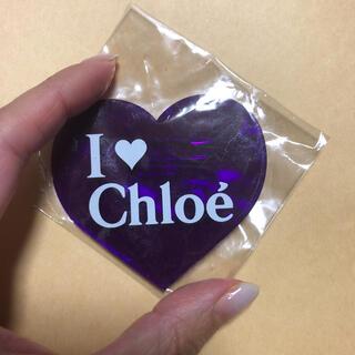 クロエ(Chloe)のクロエ ジュースバー 新品未開封 バッジ(その他)