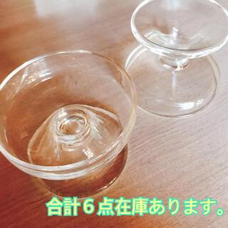 スガハラ(Sghr)の★チョコ様専用★【状態◎・レア】sghr スガハラガラス デザート皿 6個セット(食器)