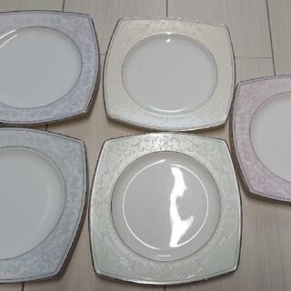 ニッコー(NIKKO)のNIKKO ニッコー 平皿 ケーキ皿 まとめ売り 5皿(食器)