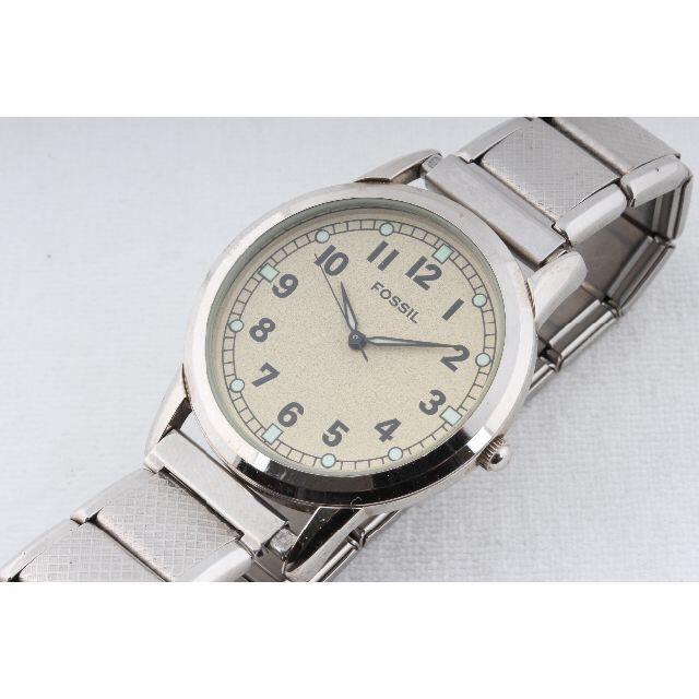 FOSSIL(フォッシル)のFOSSIL メンズ ROADTRIP 30m稼働防水 稼働品(N03845) メンズの時計(腕時計(アナログ))の商品写真