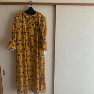 バックナンバー(BACK NUMBER)の春用ワンピース 新品(ロングワンピース/マキシワンピース)