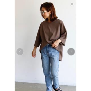 アンティローザ(Auntie Rosa)のコットンワイドスリーブTシャツ♡アンティローザホリデー(Tシャツ(長袖/七分))