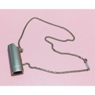 アンブッシュ(AMBUSH)のAMBUSH アンブッシュのライターケース ネックレス(ネックレス)