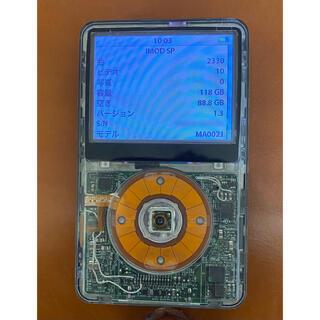 アイポッド(iPod)のiPod classic 5.5世代(ポータブルプレーヤー)