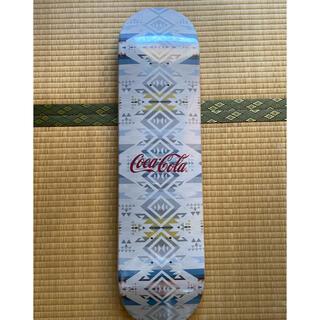 コカコーラ(コカ・コーラ)のKith x Coca-Cola x Pendleton スケートデッキ(スケートボード)