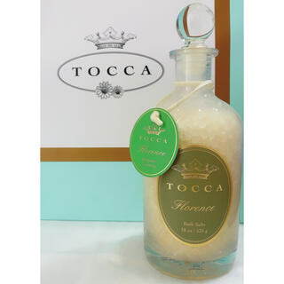 TOCCA - 【新品・未使用】TOCCA バスソルト フローレンスの香り