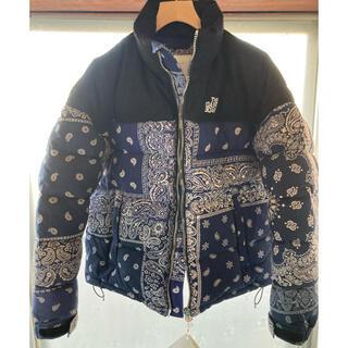 レディメイド(LADY MADE)のreadymade bandana down jacket (ダウンジャケット)