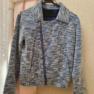 セシルマクビー(CECIL McBEE)のCECIL McBEE グレーのジャケット(テーラードジャケット)