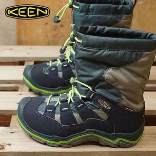 キーン(KEEN)の最高級クラス★15cm★KEEN★スノーブーツ WINTERPORT(ブーツ)
