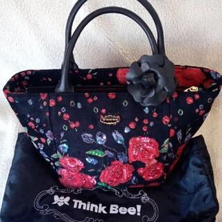 シンクビー(Think Bee!)の美品 シンクビーマリアージュ(ハンドバッグ)