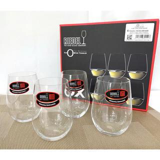 リーデル(RIEDEL)のRIEDEL RIESLING ワイングラス 4個セット(グラス/カップ)