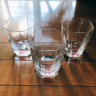 スガハラ(Sghr)の【未使用】sghr ウイスキーグラス3個セット(グラス/カップ)