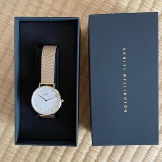 ダニエルウェリントン(Daniel Wellington)のダニエルウェリントン腕時計 (腕時計)