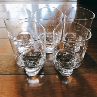 スガハラ(Sghr)の★チョコ様専用★【未使用・レア作品】sghr グラス5個セット+ミニグラス1個(グラス/カップ)