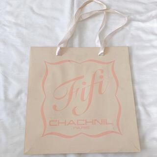 エディットフォールル(EDIT.FOR LULU)のfifi chachnil フィフィシャシュニル ショッパー ショップ袋(ショップ袋)