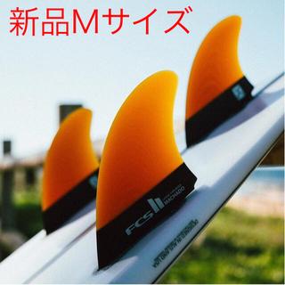 フィン(Fin)のFCS 2 ロブマチャド キールフィン トライ Mサイズ(サーフィン)
