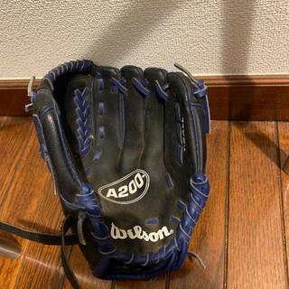 ウィルソン(wilson)のWilson 野球グローブA200(グローブ)