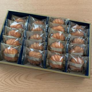 お値下げ❗️ブールミッシュ マドレーヌ20個(菓子/デザート)