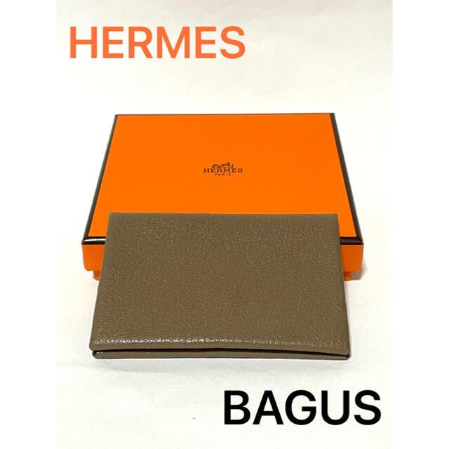 Hermes(エルメス)の☆アップル様専用☆超美品HERMES エルメス カルヴィ カードケース 名刺入れ レディースのファッション小物(名刺入れ/定期入れ)の商品写真