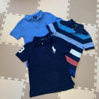 ポロラルフローレン(POLO RALPH LAUREN)のポロ ラルフローレン キッズ 3枚セット(サイズ6)(Tシャツ/カットソー)
