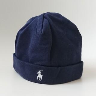 ポロラルフローレン(POLO RALPH LAUREN)のベビー帽子 ラルフローレン 38(帽子)
