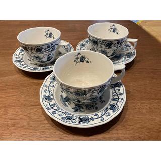 ニッコー(NIKKO)のnikko japan コーヒー カップ アンティーク レトロ 骨董(食器)