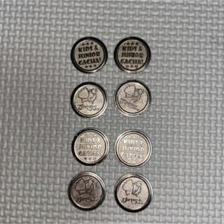 スカイラーク(すかいらーく)のガスト コイン8枚 4回分(キャラクターグッズ)