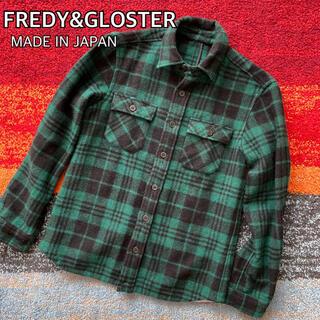 フレディアンドグロスター(FREDY & GLOSTER)のFREDY&GLOSTER フレディアンドグロスター CPOシャツ 日本製(シャツ)