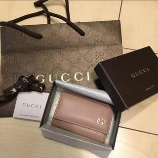 Gucci - GUCCI  6連キーケース