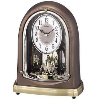 セイコー(SEIKO)の【新品】セイコー SEIKO 電波置き時計 BY230H [電波自動受信機能有](置時計)