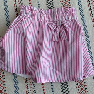 ジャンクストアー(JUNK STORE)のスカート  美品 ストライプ(スカート)