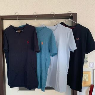 ポロラルフローレン(POLO RALPH LAUREN)のpolo Ralph Lauren ✖️ holister  tシャツ s(Tシャツ/カットソー(半袖/袖なし))