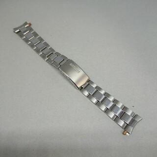 シチズン(CITIZEN)のS009 美品 CITIZEN シチズン 腕時計ベルト バンド 16mmシルバー(金属ベルト)