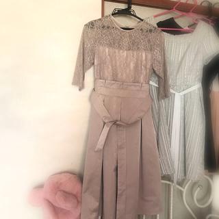 エージーバイアクアガール(AG by aquagirl)のAG 結婚式お呼ばれ ワンピース(ミディアムドレス)