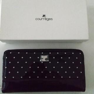 クレージュ(Courreges)の新品courreges財布(財布)