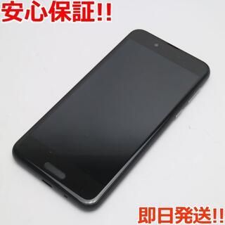 アクオス(AQUOS)の新品同様 SHV40 ブラック 本体 白ロム (スマートフォン本体)