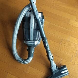 ミツビシデンキ(三菱電機)のMITSUBISHI TC-ZXA15S  風神サイクロン式掃除機 シルバー(掃除機)